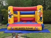 bouncy castles for hire 6 castles to choose from by funtimeinflatables