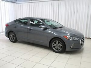 2017 Hyundai Elantra SEDAN w/ BACK-UP CAM, HEATED SEATS and REAR