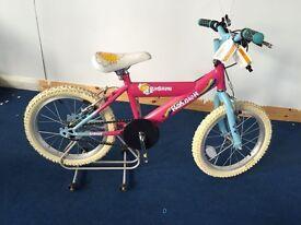 "16"" Raleigh Sunshine Bike for Girls. *BRAND NEW*"