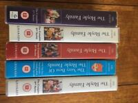 The Royle Family VHS Collection Set