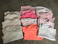 6-9 month beat Bundle long and short sleeve