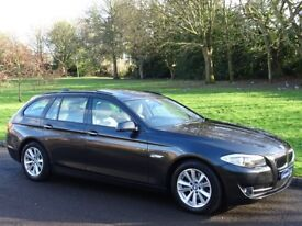 2010 (60) BMW 5 Series 2.0 520d SE Touring 5dr Estate - PANORAMIC SUNROOF - PROFESSIONAL NAVIGATION