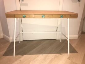 Lillasen Bamboo Desk with upgraded handles