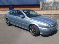 2005(05)JAGUAR X-TYPE 3.0 SE AWD MET BLUE,VERY LOW MILES,BIG SPEC,CLEAN CAR,GREAT VALUE