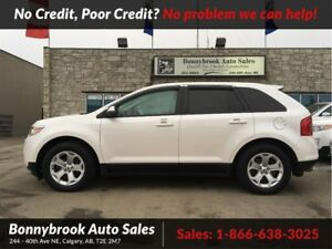 2013 Ford Edge SEL LEATHER BLUETOOTH P/SUNROOF 2 SETS OF TIRES