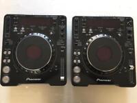 Pioneer CDJ 1000s MK3 Pair