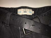 BRAND NEW men's NEXT jeans (no tags)