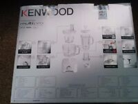 Kenwood Multi pro Food Processor FP734 -Collection only