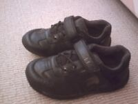 Boy's Clarks Shoes, size 11.5F