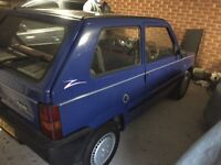 1994 fiat panda 27k FROM NEW LIKE BRAND NEW CLASSIC CAR