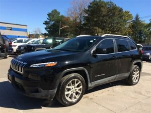 2017 Jeep Cherokee North**HTD SEATS**BACK-UP CAM**BLUETOOTH**
