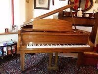 Challen boudoir grand piano