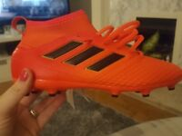 Adidas football boots (New with tags) £25