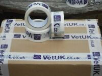 72 rolls of packaging tape 50x66mtr