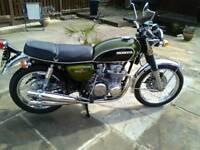 Honda cb500 four 1971 rare model excelent condition