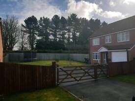 To let 4 bed detached market rasen