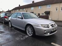 MG ZT TURBO 1.8 MOT'd