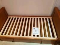 Mothercare Harrogate cot bed