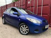 Mazda 2 1.4 Diesel Year Mot No Advisorys Cheap To Run And Insure £30 Road Tax !