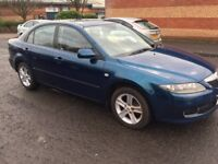 LOW MILEAGE 50K MAZDA 6 2007 FULL YEAR MOT EXCELLENT CONDITION
