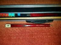 Snooker Cue & Case
