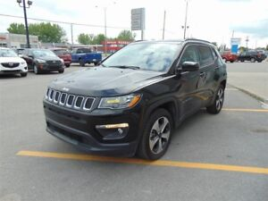 2017 Jeep Compass North*MAGS 18PO**CAMÉRA**NAV GPS******