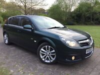 2006 Vauxhall Signum 1.9 CDTi 16v Design Automatic Half leather interior * Satnav *parking sensors *