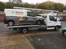 RECOVERY & BREAKDOWN, GREAT PRICES! SCRAP & NON RUNNERS, 24 HOUR SERVICE, TOWING, CALL OR TEXT!
