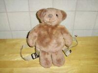 Brown Bear Backpack/Rucksack