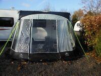 Suncamp Rotunde 350 Caravan Air Awning