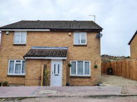 FOR SALE MODERN 3 BEDROOM SEMI-DETACHED HOUSE - GUIDE PRICE: £250,000 - £270,000