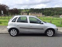 2004 (54) Vauaxhall Corsa Diesel 1.3 With 12 Month MOT PX Welcome
