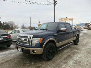 2012 Ford F-150 Lariat-Heated and Cooled Seats