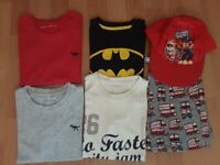 Bundle of Boy's Summer Clothes aged 3 - 4 Years