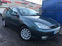 Ford Focus 2.0 i 16v Ghia Full Service History 2 Owners Full Leather Seats 2 Keys Heated Seats