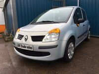 2005 RENAULT MODUS 1.2 FAMILY CAR ***FULL YEARS MOT*** similar to polo clio corsa astra fiesta