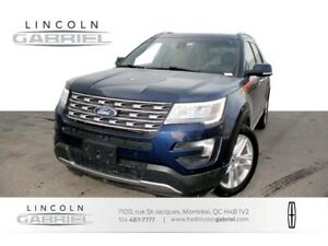 2016 Ford Explorer LIMITED+AWD+CAMERA+TOIT+CUIR+CRUISE+JAMAIS AC