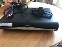 SKY PLUS HD BOX & CABLES