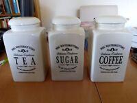 Mrs winterbottom sugar tea and coffee holders 15 no offers