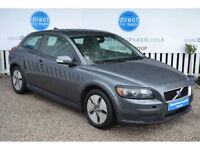 VOLVO C30 Can't get car finance? Bad credit, unemployed? We ca help!