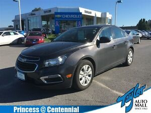 2016 Chevrolet Cruze LT 1LT FWD Rear Camera