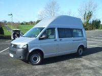 Volkswagen Transporter LWB T5 Nomad Campervan Conversion (Reimo)