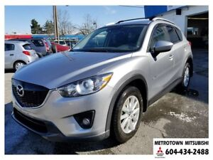 2013 Mazda CX-5 GS; No accidents or claims!