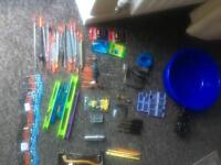 Job lot of fishing tackle