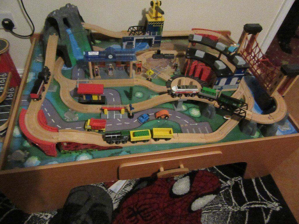 Table Mountain Train Set Toys R Us