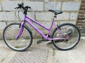 Mountain Bike ladies 26inch wheels