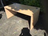 Used Plain Desk