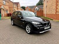 2010 BMW X1 SDRIVE 2.0 DIESEL, 1 OWNER FROM NEW, MILEAGE 32000, FULL HISTORY, MOT FEB 2019