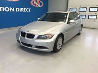 2007 BMW 3 Series 328i, Steering Wheel Controls, Power Seat