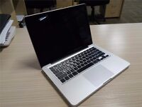 Mac Book Pro in excellent optical condition however water damaged for sale (or swop for ipad)